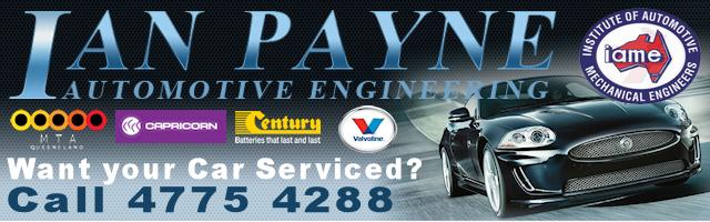 Ian Payne's Automotive Engineering Pty Ltd